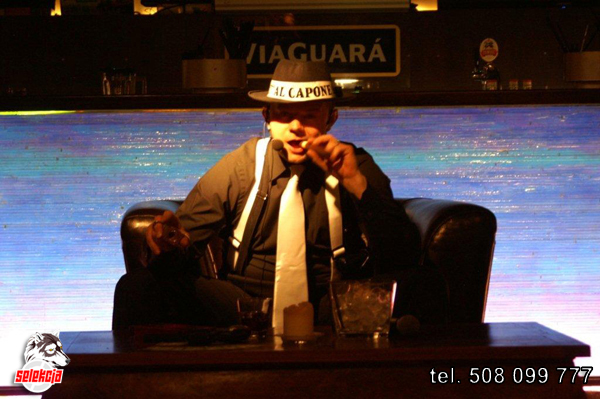 Al Capone – Prohibicja