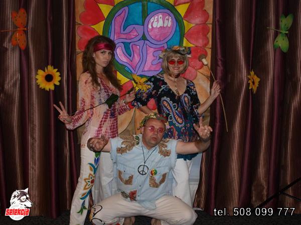 Hippies – Flower Children